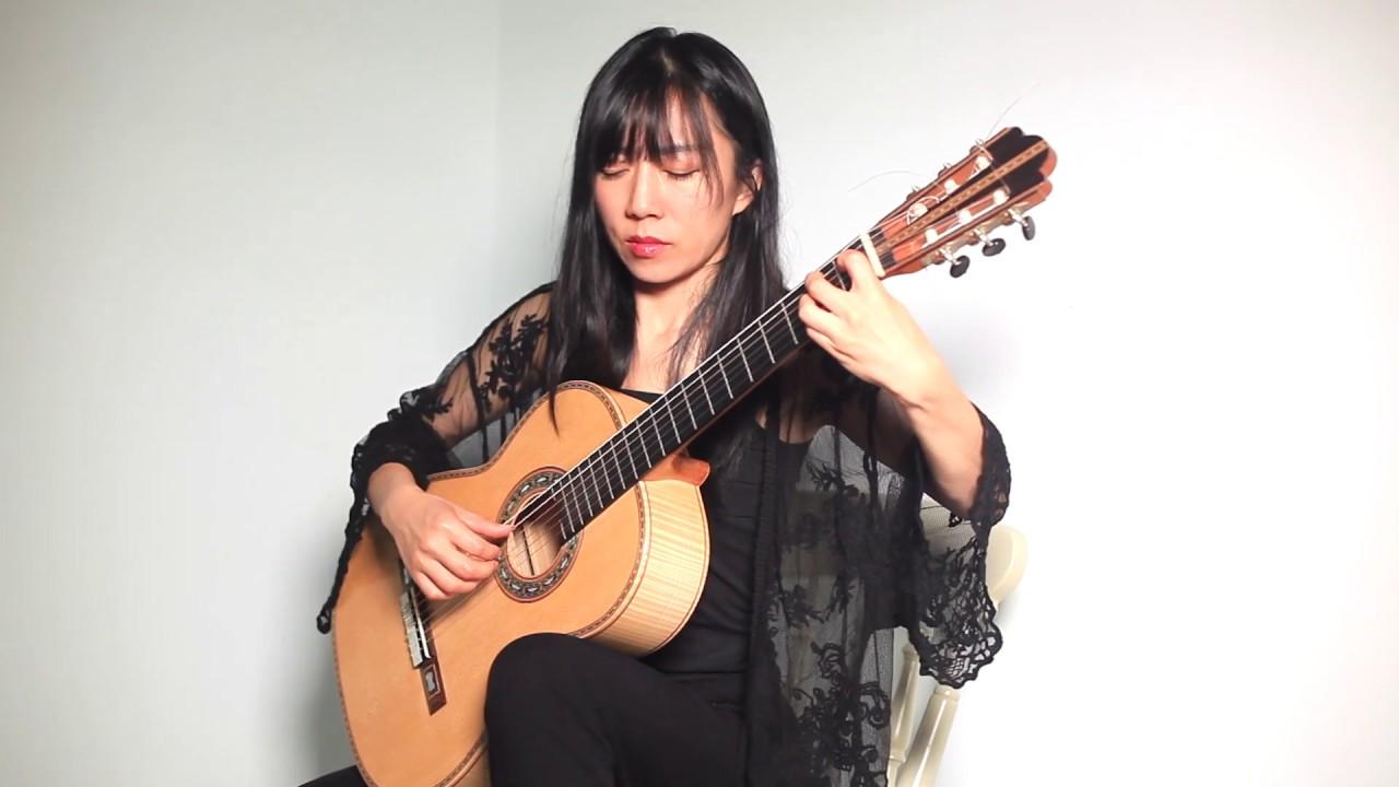 Xuefei Yang - Lagrima by Tarrega