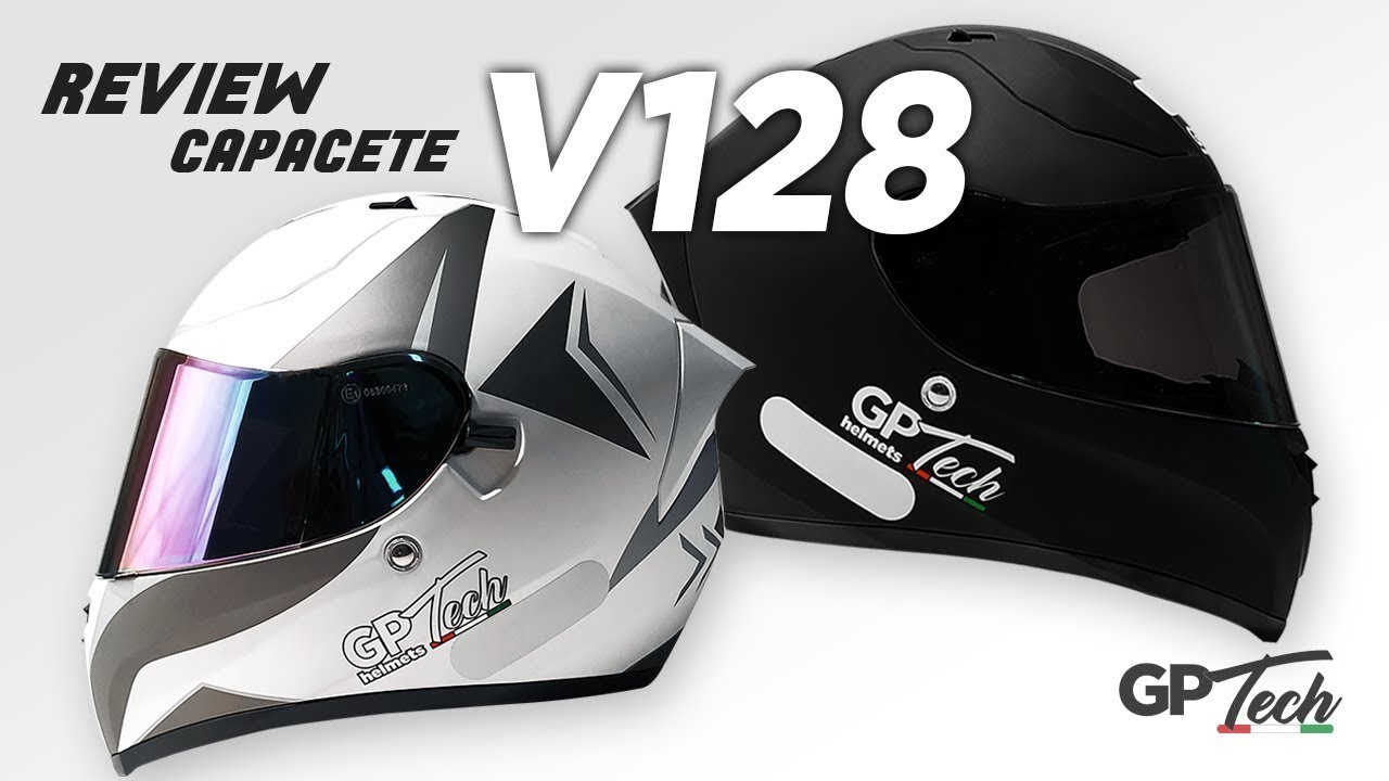 REVIEW | Capacete GP Tech V128