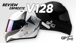 REVIEW | Capacete GP Tech V128