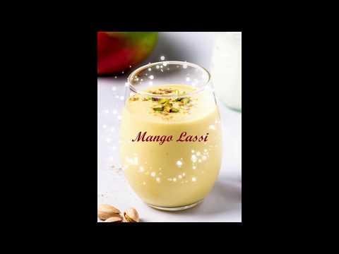 Mango Lassi recipe | Mango Yogurt Smoothie | Summer Drink | Sweet Lassi |Punjabi Lassi |Aam Ki Lassi