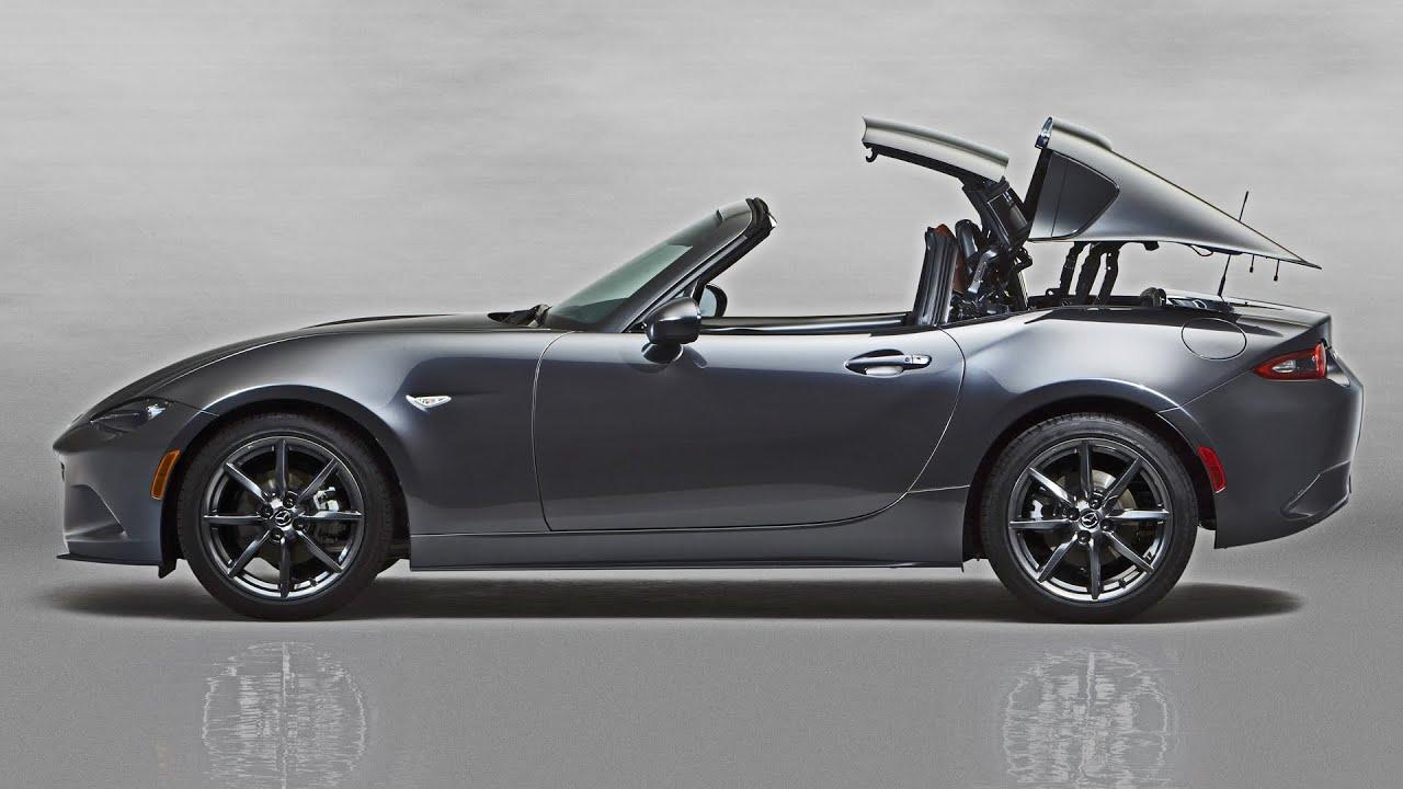 2017 Mazda Mx 5 Rf Retractable Fastback Teaser