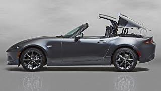 2017 Mazda Mx-5 Rf (Retractable Fastback) - Teaser