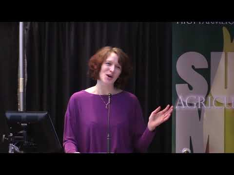 Communication Scarcity in Agriculture - Jessica Eise