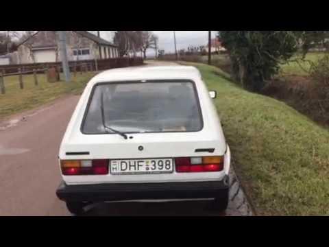 Golf 1 magyar 1982