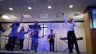 Giê hô va Nissi (Hãy cất tiếng hát ngợi khen Chúa) - 29.05.16 (SUN)