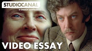 DON'T LOOK NOW - Motifs And Meaning Video Essay - Starring Donald Sutherland And Julie Christie