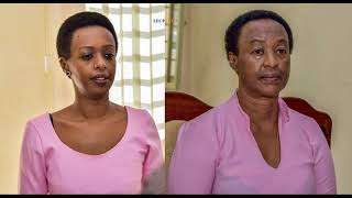 Umuryango wa Rwigara watabaje Ububiligi n'Amerika ko ngo hari umugambi wo kwica Adeline Rwigara!