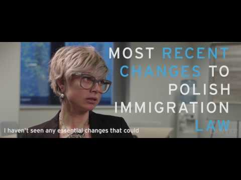 Aleksandra Kowalik -  Poland's Present Approach to Immigration Law