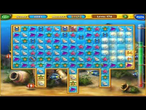 Fishdom Gameplay Level 176