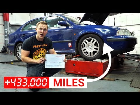 How Much Power Has Been Lost After 433 000 Miles Youtube