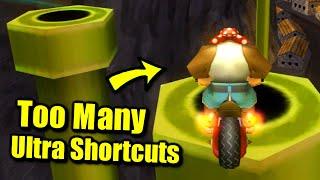 How Broken is Mario Kart Wii?