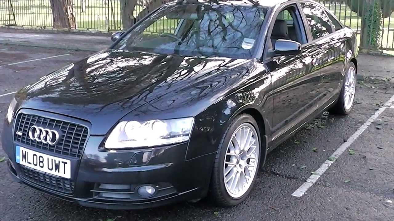 Audi A6 2 7 S line Le Mans, 19in BBS alloys, 6cd, Xenons, Bose and