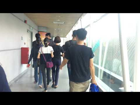 Travel Singapore Part 1/50 | Johor Bahru Sentral to access immigration Woodland Singapore borders