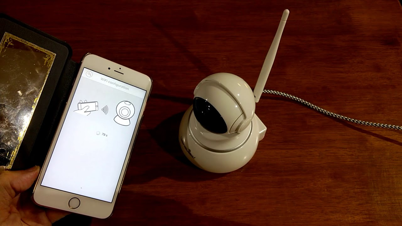 Wireless IP camera Review