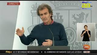Los casos de coronavirus en España se elevan a 172.541