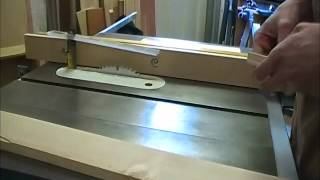 Cutting Small Pieces On The Tablesaw