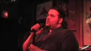Joe Ardizzone performs Hallelujah Live @ Brandy