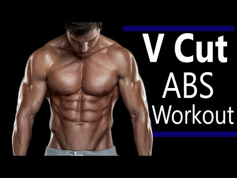 V Cut Abs Shredding Workout (NO GYM REQUIRED!) How to Get V Cut Six Pack Abs At Home Best Exercises
