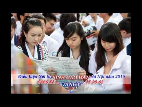Tuyển Sinh Cao đẳng Dược Hà Nội năm 2016