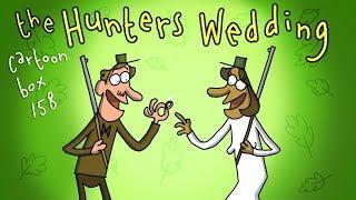 The Hunters Wedding | Cartoon Box 158 | by FRAME ORDER | Funny wedding cartoon