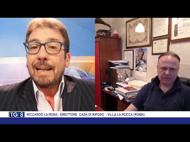 Intervista a Riccardo La Rosa