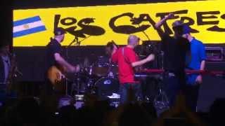 Los Cafres at Miami Reggae Festival 2014