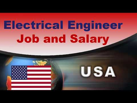 Electrical Engineer Salary In The United States - Jobs And Wages In The USA