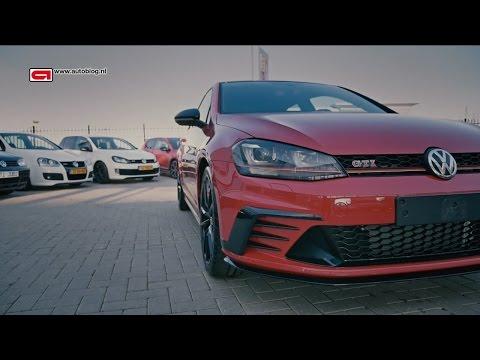Special: All generations Volkswagen Golf GTI