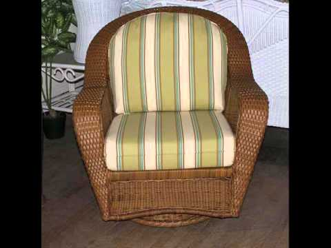 Wicker Gliders Collection Of Outdoor