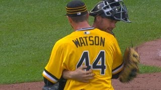 5/21/17: Kuhl leads Pirates to a 1-0 victory