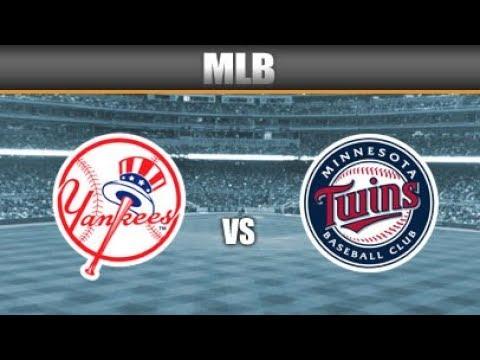 New York Yankees vs Minnesota Twins