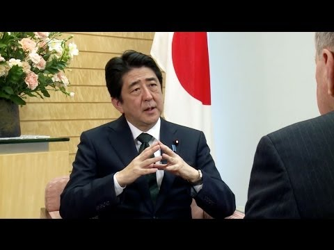 THIS IS AMERICA VISITS JAPAN, Pt. I: Prime Minister Shinzo Abe (Japan)