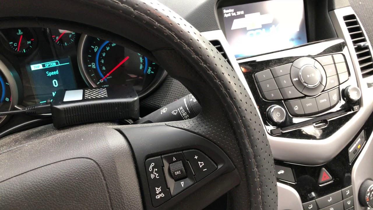 ZZPerformance Chevy Cruze Dual Gauge Pod V2