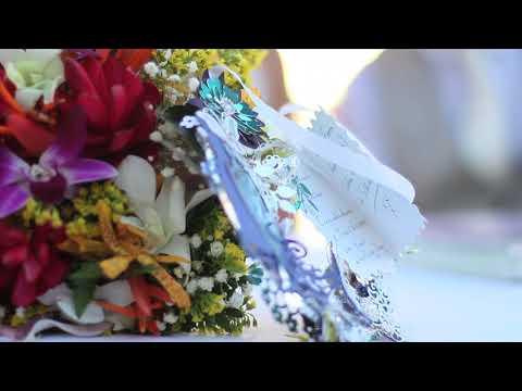 St Lucia wedding video