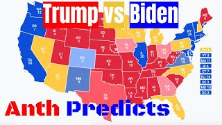 Trump vs Biden 2020 Election Prediction