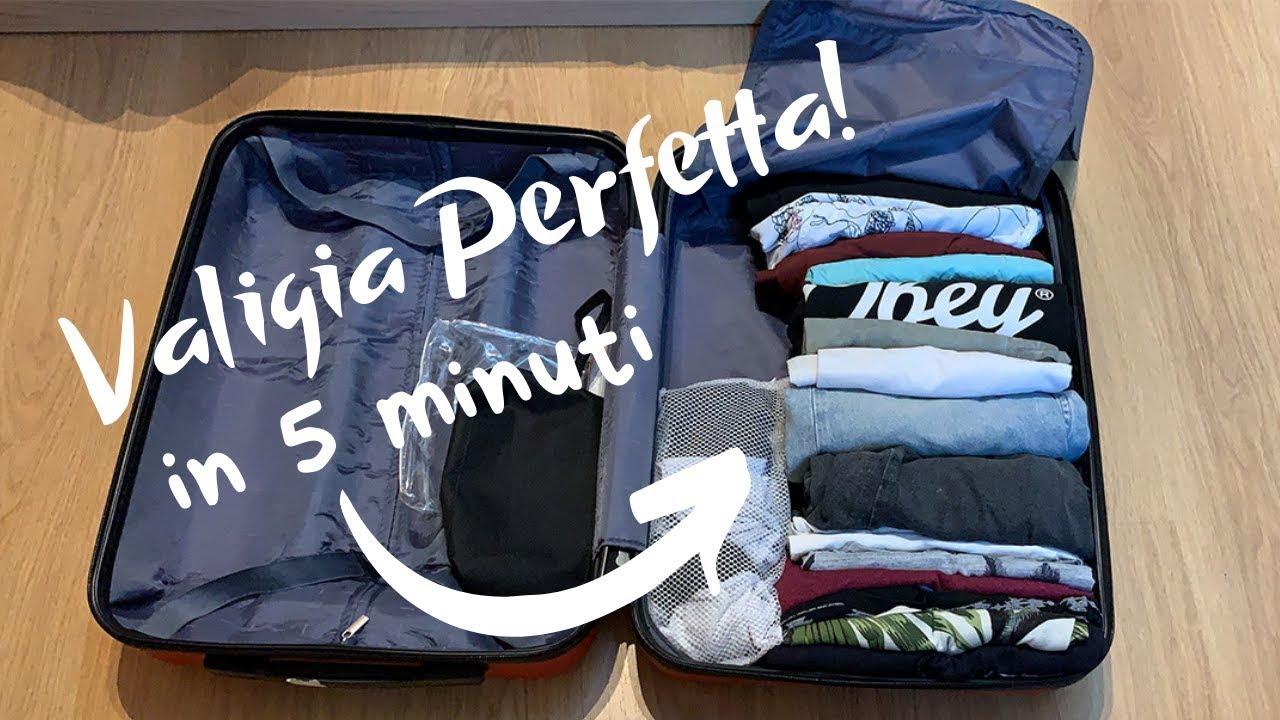 factory outlet get new new cheap Il metodo MIGLIORE per fare la valigia! - Trucchi e Consigli per viaggiare  compatti