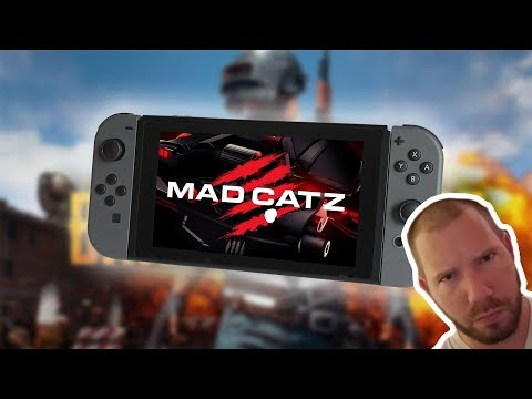 Nintendo Switch Breaks More Records, Mad Catz Is Back, And It's All PUBG's Fault!