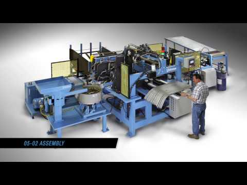 Tube Fabrication Center Assemblies/Forms Parts-- Winton Machine Company
