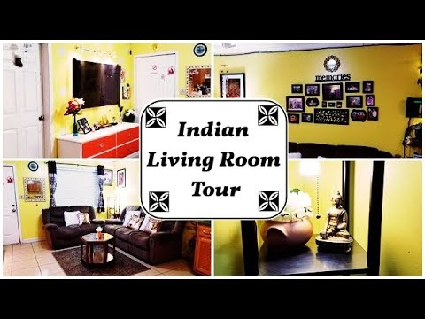 Indian NRI Living Room Makeover 2019 /  Indian small Living Room Tour 2019 / Home Decorating Ideas