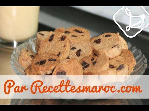 petits-cookies-pépites-de-chocolat---mini-chocolate-chip-cookies---كوكيز-بقطع-الشوكولاته