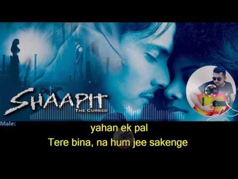 Kabhi Na Kabhi To Miloge karaoke with synced lyrics