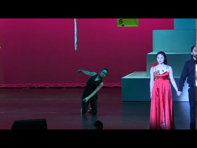 National Pride Spoken Word - One Voice: China