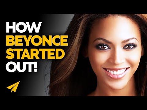 Beyoncé's amazing success story