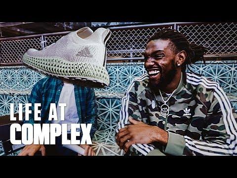 NBA Players Kenneth Faried & Allen Crabbe Talk AlphaEdge 4D! | LIFEATCOMPLEX