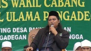 Pengajian Kocak Bersama Kyai ABBAS ABDUL BASIR Dari Banjarnegara