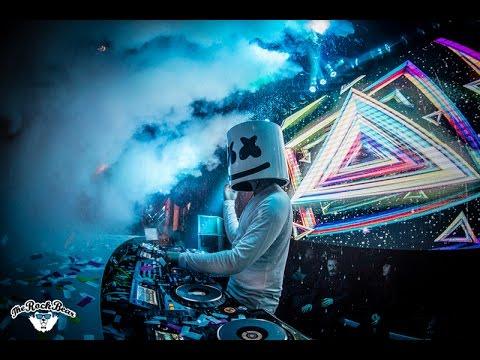 DJ Snake ft.Marshmello - Om Telolet Om (remix music video)
