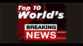 World Top 10 - Latest American news today   USA News   Covid-19 Update -American Agency