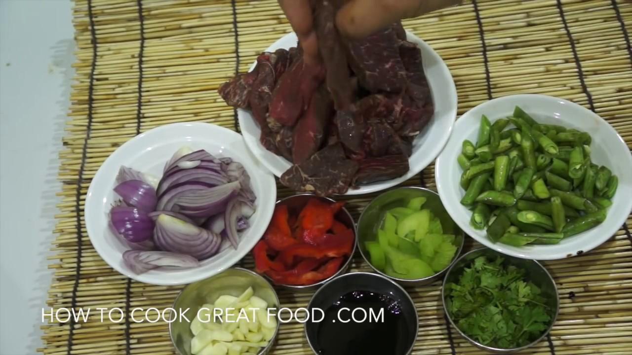 asian-garlic-green-beans