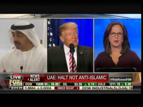 United Arab Emirates Defends Donald Trump