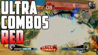 Ultra Combos Red [usfiv Cmv]